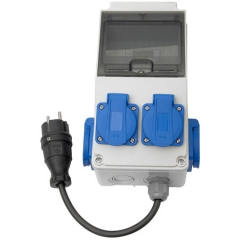 Mobile electricity meter mini