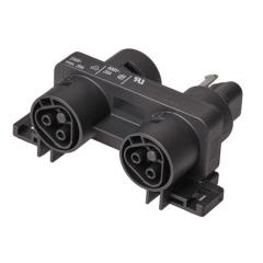 RST-Distribution block 2-pole, 20A / 250V