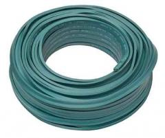 Illumination cable green 2x1,5 (100mcoil)