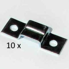 Mounting Clamp for H05RNH2-F 2x1,5 mm² (PU=10)