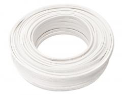 Illumination cable white 2x1,5 (100mcoil)