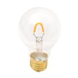 LED filament lamp E27 Classic-A19 1W