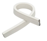 Illumination cable white 2 x 1,5