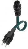 ILLU-RST cable for ILLU-RST extensions, green, 2 m