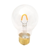 LED filament lamp E27 Classic-A19 1W clear